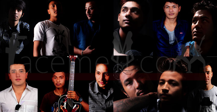best photo shoot studio of nepal, facemu studio, male models of nepal, nepali models