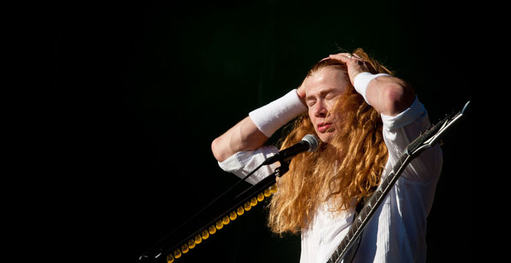megadeth, dave mustaine, coming home argentina