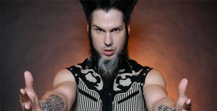 metal singer, Wayne static