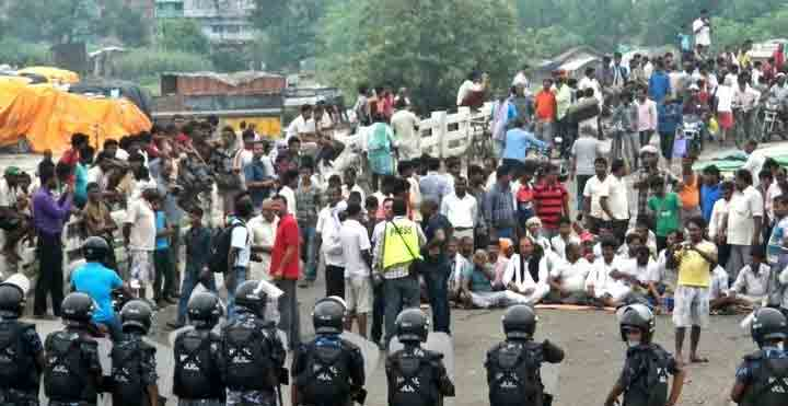 blockade in nepal by india, petition for sign in