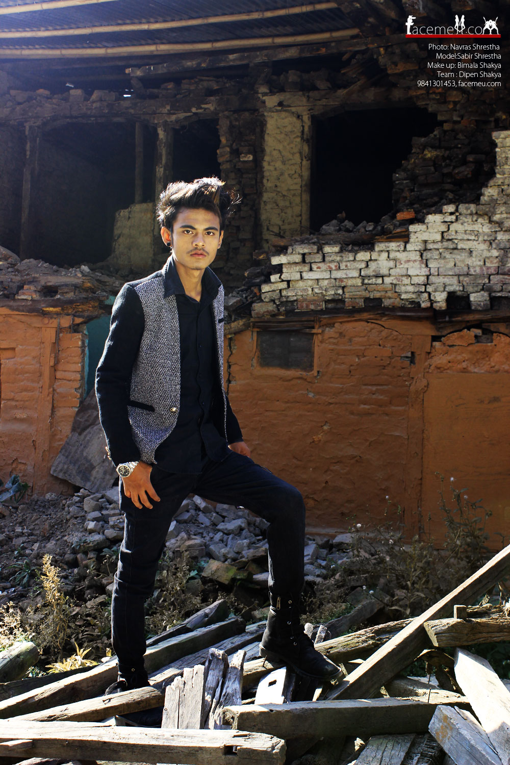 top nepali models, nepali male models, nepali photogarphy