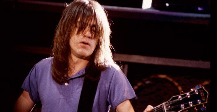 Malcolm Young, AC/DC, best guitarist