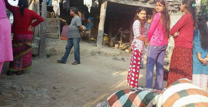 woman forced to out of the hosue, dowry system in nepal