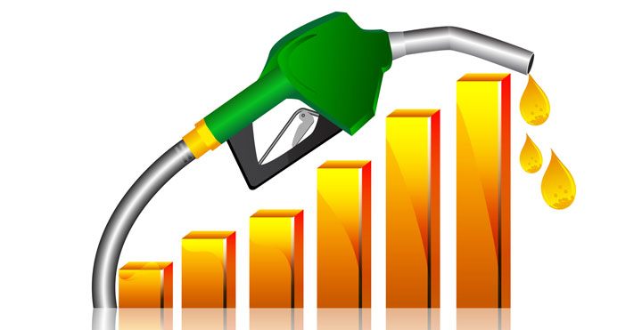 NOC increased the fuel price, current price of fuel, petrol price in nepal